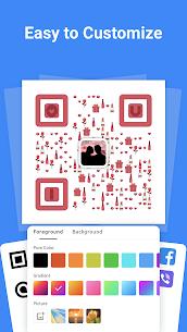 QR Code Generator Mod Apk [VIP] – QR Code Creator & QR Maker 4