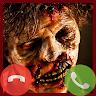 Fake Call Zombie - Prank Video Call icon