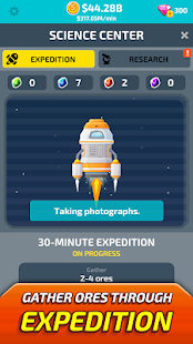 Space Inc Screenshot