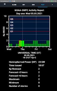 Aurora Forecast 3D 7.6 Screenshots 8