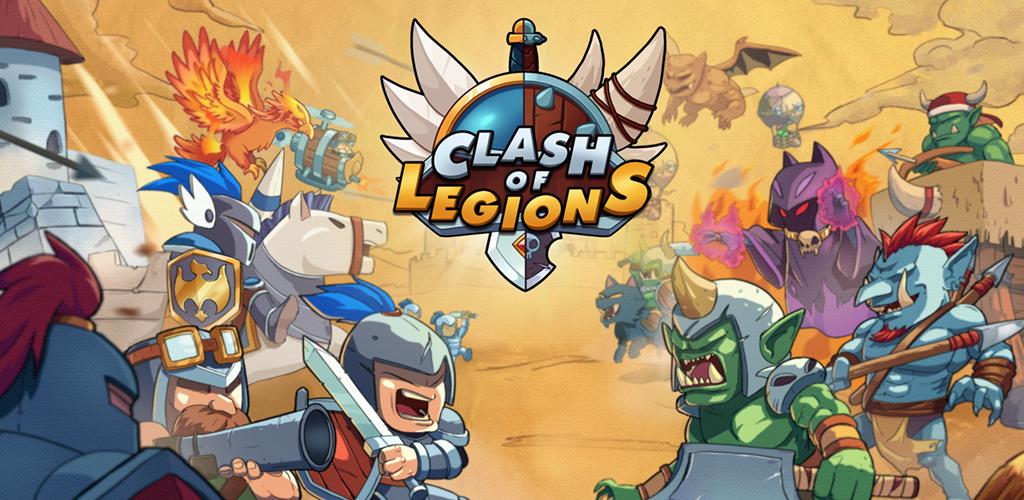 Mega War - Clash of Legions poster 0