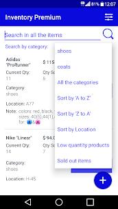 Inventory Management Premium APK 2
