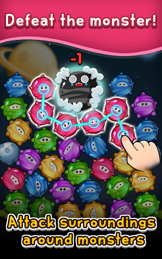 Star Link Puzzle - Pokki PoP Quest  screenshots 6