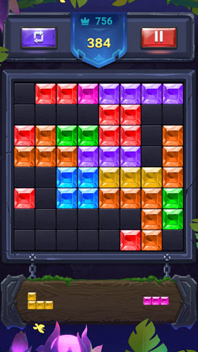 BlockPop- Classic Gem Block Puzzle Game  screenshots 5