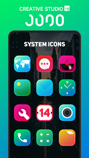 Download APK: Juno Icon Pack – Rounded Square Icons v5.5 [Patched]