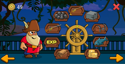 Code Triche Idle Piracy Tycoon (Astuce) APK MOD screenshots 3