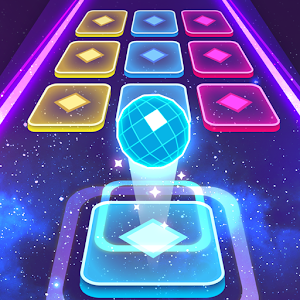 Color Hop 3D  Music Game