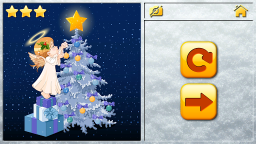 Christmas Puzzles for Kids screenshots 7