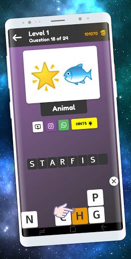 Quiz: Emoji Game, Guess The Emoji Puzzle  screenshots 3