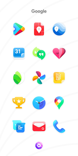 Download APK: Nebula Icon Pack v5.0.6 [Patched]