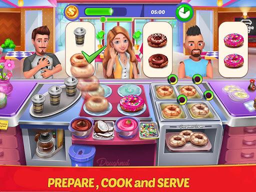 Restaurant Master : Kitchen Chef Cooking Game  screenshots 8