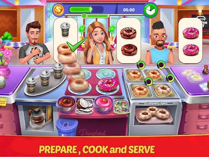 Restaurant Master : Kitchen Chef Cooking Game 1.6 Screenshots 8