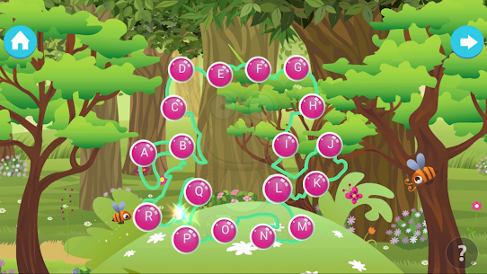 Dot to dot Game – Connect the dots ABC Kids Games 1.0.2.5 APK + MOD (Unlocked) 2