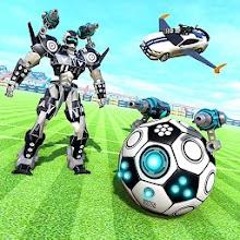 Football Robot Car Games - Muscle Car Transform Download on Windows