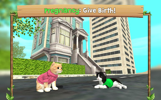 Cat Sim Online: Play with Cats 101 screenshots 3
