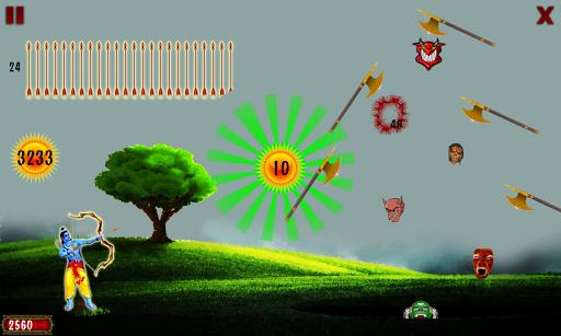 Ram Vs Ravan- Archery screenshots 7