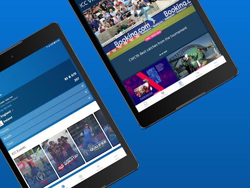 ICC - Live International Cricket Scores & News  screenshots 10