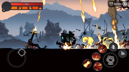 Stickman Master: League Of Shadow - Ninja Legends 1.8.2 screenshots 1