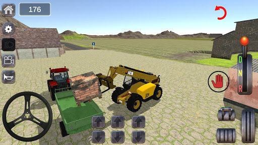 Dozer Crane Simulation Game 2 apkdebit screenshots 11