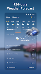 Weather Live - Accurate Weather Forecast 1.2.1 Screenshots 3
