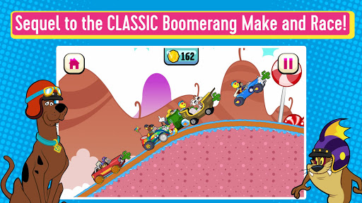 Boomerang Make and Race 2 - Cartoon Racing Game  screenshots 8