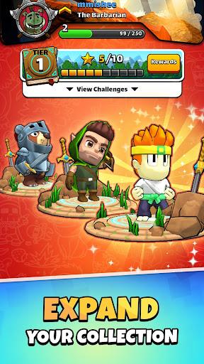 Magic Brick Wars - Epic Card Battles goodtube screenshots 3