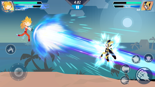 Stick Shadow Fighter – Supreme Dragon Warriors Apk Download NEW 2021 4