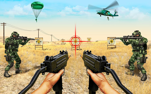 Counter Terrorist Shooting Strike-Commando Mission 1.0.21 Screenshots 4