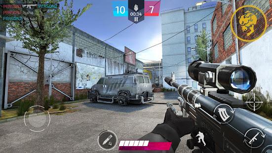 Battle Forces – FPS, online game [v0.9.31] APK Mod for Android logo