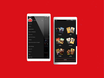 Free Vodafone TV Movies & TV Shows Guide 2.0