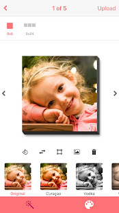 Canvas Prints and Photo Tiles by MeshCanvas®
