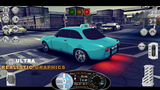 Taxi: Simulator Game 1976 1.0.1 screenshots 5