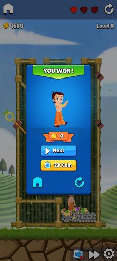 Chhota Bheem aur Malongh Ka Raaz Official Game apkdebit screenshots 7