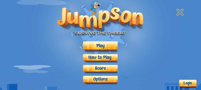 Jumpson 1.01 screenshots 1
