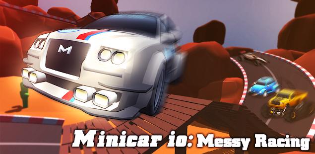 minicar io : messy racing hack