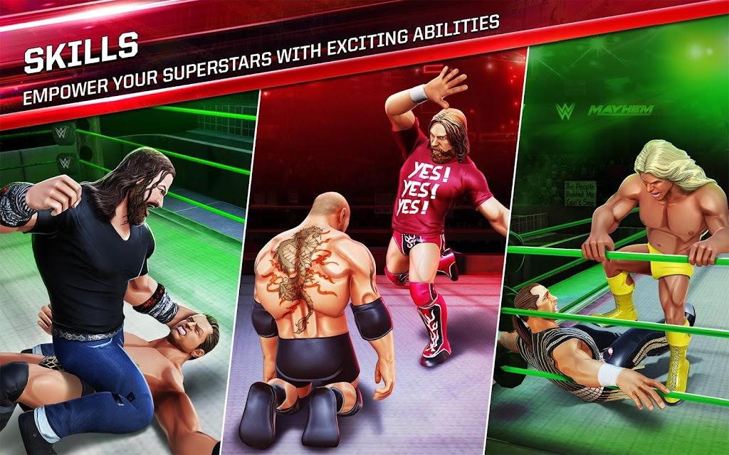 WWE Mayhem poster 21