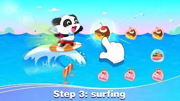 Baby Panda's Summer: Vacation