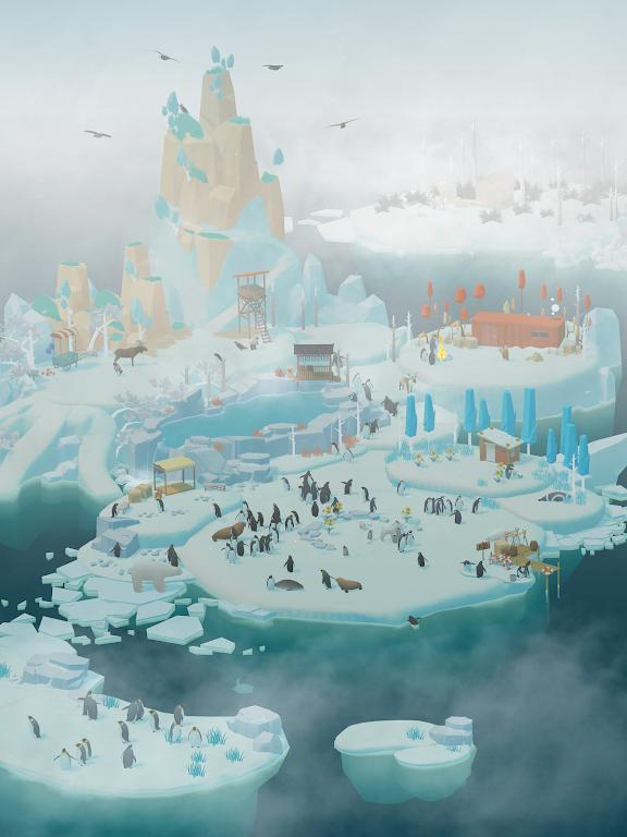 Penguin Isle poster 20