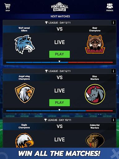 Football Battle u2013 Touchdown! apkdebit screenshots 8