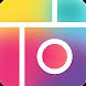 PicCollage - 動画コラージュ、写真編集 & 画像加工