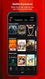 Netflix Modded APK 7.98.0 (MOD, Premium Cracked) for Android 2