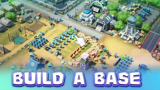 Top War: Battle Game apkpoly screenshots 3