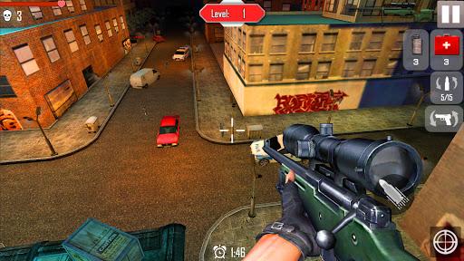 Télécharger Gratuit Sniper Ops: City Shooting Wars mod apk screenshots 1