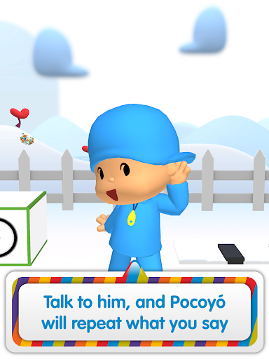 Talking Pocoyo 2 - Play and Learn with Kids 1.34 screenshots 12