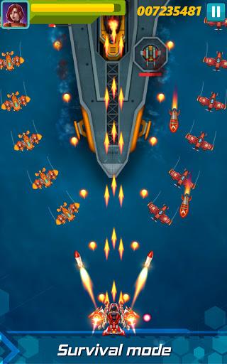 Sky Raptor: Space Shooter - Alien Galaxy Attack  screenshots 17