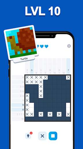 Nonogram Logic - picture puzzle games 0.8.7 screenshots 17