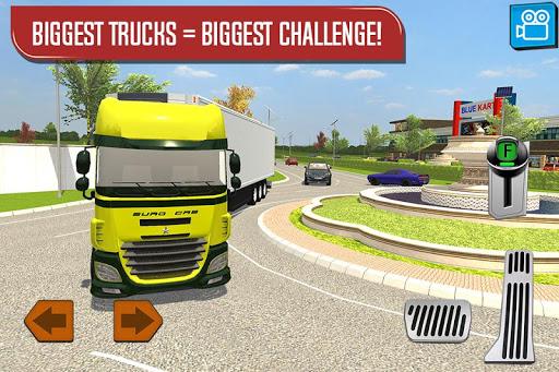 Delivery Truck Driver Simulator 1.1 screenshots 1