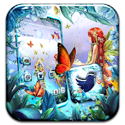 Fairy Butterfly Theme Launcher