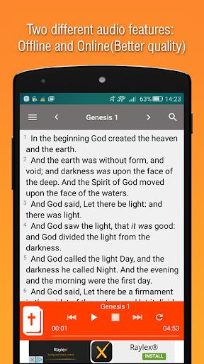 King James Bible - KJV Offline Free Holy Bible 238 Screenshots 1