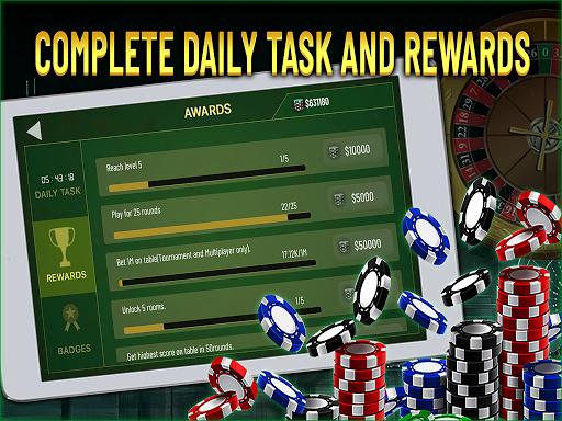 Roulette - Live Casino  screenshots 4